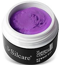Парфюмерия и Козметика Хибриден гел лак за нокти - Silcare The Garden of Colour Hybrid Gel 4D