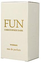 Парфюмерия и Козметика Christopher Dark Fun - Парфюмна вода