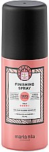 Парфюмерия и Козметика Лак за коса със средна фиксация - Maria Nila Finish Spray