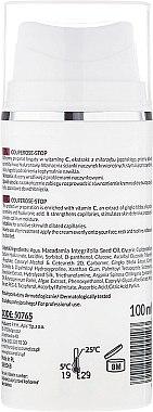Витаминен крем за чувствителна кожа с разширени капиляри - APIS Professional Couperose-Stop Vitamin Cream — снимка N2