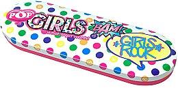 Комплект с детска декоративна козметика - Markwins Pop Girls Girls Rock — снимка N2