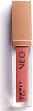 Парфюмерия и Козметика Течно червило за устни с увеличаващ ефект - NEO Make up Shape Up Effect Lipstick