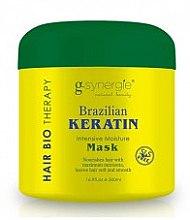 Парфюми, Парфюмерия, козметика Маска за коса с кератин - G-synergie Brazilian Hair Mask
