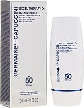 Парфюмерия и Козметика Крем за лице - Germaine de Capuccini Excel Therapy O2 UV Urban Shield SPF50