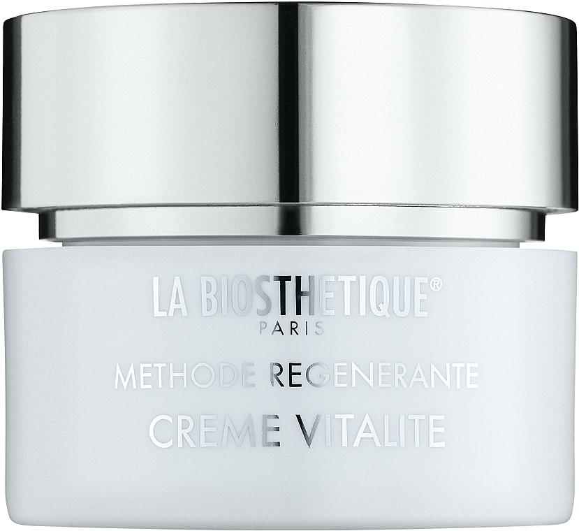 Възстановяващ интензивен крем за лице с 24-часово действие - La Biosthetique Methode Regenerante Creme Vitalite — снимка N2