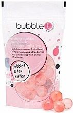 Парфюмерия и Козметика Перли за вана с аромат на летен плодов чай - Bubble T Bath Pearls Summer Fruits Tea Melting