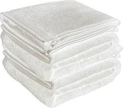 Парфюмерия и Козметика Професионални кърпи, бели, 5 бр. - Schwarzkopf Professional
