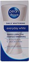 Парфюмерия и Козметика Избелваща паста за чувствителни зъби, ежедневна употреба - Pearl Drops Everyday White