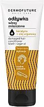 Парфюмерия и Козметика Балсам за увредена коса - Dermofuture Daily Care Damaged Hair Conditioner
