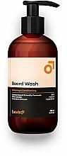 Парфюмерия и Козметика Шампоан за брада - Beviro Beard Wash