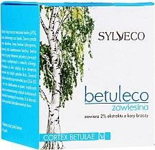 Парфюмерия и Козметика Суспензия за укрепване и регенериране на коса и кожа с 2% екстракт от брезова кора - Sylveco Betuleco