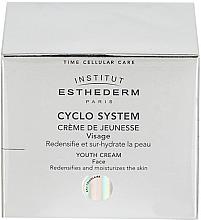 Парфюми, Парфюмерия, козметика Подмладяващ крем за лице - Institut Esthederm Cyclo System Youth Cream
