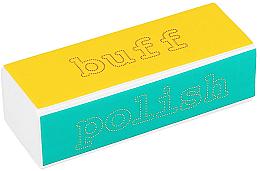 Парфюми, Парфюмерия, козметика Полираща пила за нокти - Tools For Beauty 4-way Nail Buffer Block Normal