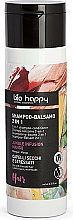 Парфюмерия и Козметика Шампоан-балсам за коса - Bio Happy Jungle Infusion Mango Conditioning Shampoo