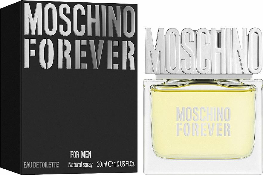 Moschino Forever - Тоалетна вода — снимка N2