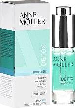 Парфюмерия и Козметика Бустер за лице - Anne Moller Blockage Detox Booster