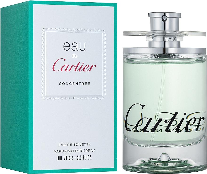 Cartier Eau de Cartier Concentree - Тоалетна вода — снимка N2