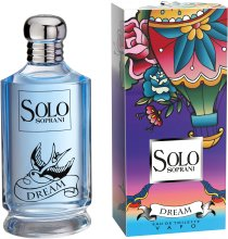 Парфюми, Парфюмерия, козметика Luciano Soprani Solo Dream - Тоалетна вода