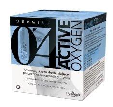 Парфюми, Парфюмерия, козметика Защитен дневен крем за лице - Farmona Dermiss 0'4 Active Oxygen