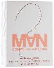 Парфюмерия и Козметика Comme des Garcons 2 Man Pocket Collection - Тоалетна вода