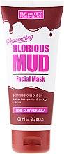 Парфюми, Парфюмерия, козметика Кална маска за лице с бяла глина - Beauty Formulas Glorious Mud Facial Mask