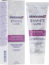 Парфюмерия и Козметика Усилвател за избелване на зъби - Blend-a-med 3D White Luxe Whitening Accelerator