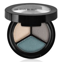 Парфюми, Парфюмерия, козметика Сенки - Paese Opal Eyeshadows Trio Perl Silk