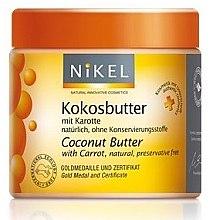 Парфюми, Парфюмерия, козметика Кокосово масло за тен - Nikel Coconut Butter