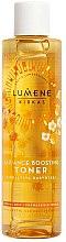 Парфюмерия и Козметика Почистващ тоник за лице - Lumene Kirkas Radiance Boosting Clarifying Toner