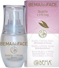 Парфюми, Парфюмерия, козметика Серум за лице с двоен лифтинг ефект - Bema Cosmetici BemaBioFace Double Lifting Serum