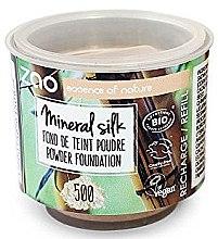 Парфюмерия и Козметика Минерална насипна пудра за лице - ZAO Mineral Powder Refill (пълнител)
