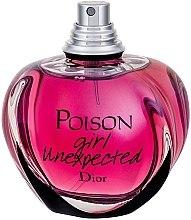 Парфюми, Парфюмерия, козметика Christian Dior Poison Girl Unexpected - Тоалетна вода (тестер без капачка)