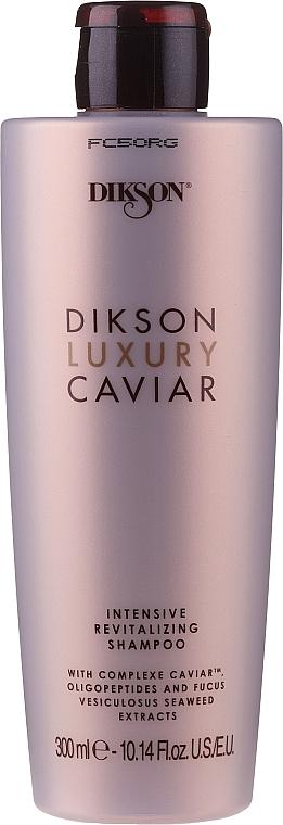 Ревитализиращ шампоан - Dikson Luxury Caviar Revitalizing Shampoo
