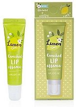 Парфюмерия и Козметика Есенция за устни с аромат на лимон - Welcos Around Me Enriched Lip Essence Lemon