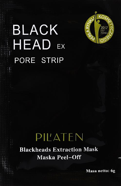 Маска за премахване на черни точки - Pilaten Hydra Suction Black Mask (мостра)