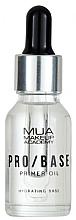 Парфюмерия и Козметика Маслена основа за лице - Mua Pro/ Base Primer Oil
