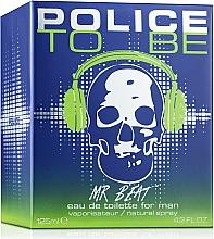 Парфюмерия и Козметика Police To Be Mr Beat - Тоалетна вода