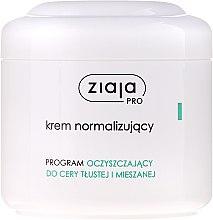 Парфюми, Парфюмерия, козметика Нормализиращ крем за лице - Ziaja Pro Normalizing Cream