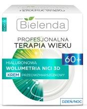 Парфюми, Парфюмерия, козметика Крем против бръчки 60+ - Bielenda Professional Age Therapy Hyaluron Wolumetria Nici 3D Cream