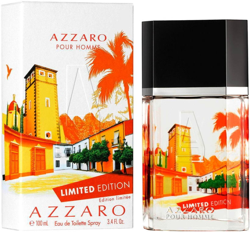 Azzaro Pour Homme Limited Edition 2014 - Тоалетна вода — снимка N2
