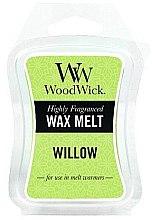 Парфюми, Парфюмерия, козметика Ароматен восък - WoodWick Wax Melt Willow