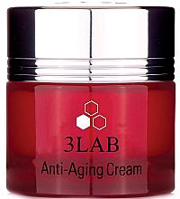 Парфюми, Парфюмерия, козметика Антистареещ крем за лице с морски комплекс - 3Lab Moisturizer Anti-Aging Face Cream