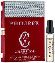 Парфюмерия и Козметика Charriol Philippe Eau de Parfum Pour Homme - Парфюмна вода (мостра)