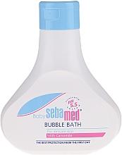 Парфюмерия и Козметика Пяна за вана - Sebamed Baby Bubble Bath
