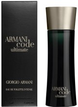 Парфюми, Парфюмерия, козметика Giorgio Armani Armani Code Ultimate Eau De Toilette Intense - Тоалетна вода
