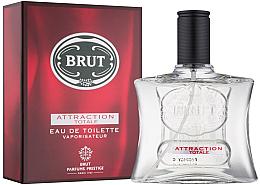Парфюми, Парфюмерия, козметика Brut Parfums Prestige Attraction Totale - Тоалетна вода