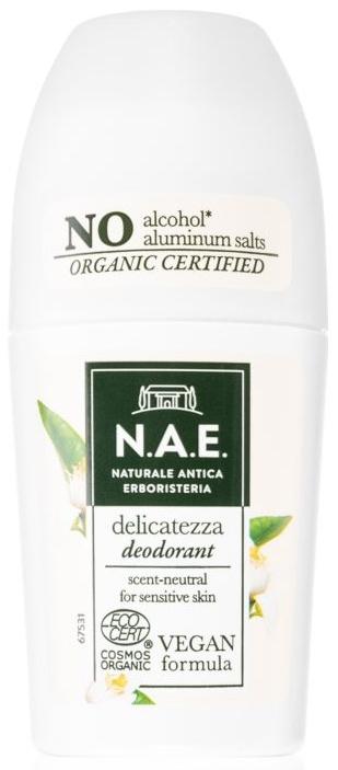 Рол-он дезодорант - N.A.E. Delicatezza Deodorant — снимка N1