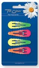 Парфюми, Парфюмерия, козметика Фиби за коса 4 бр. 23255, разноцветни - Top Choice