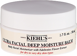 Парфюмерия и Козметика Хидратиращ балсам за лице - Kiehl`s Ultra Facial Deep Moisture Balm