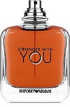 Парфюми, Парфюмерия, козметика Giorgio Armani Emporio Armani Stronger With You - Тоалетна вода (тестер без капачка)